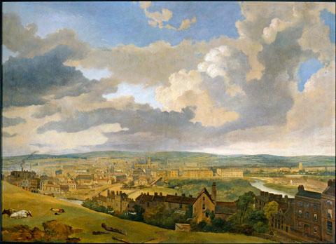 Panorama-of-Bath