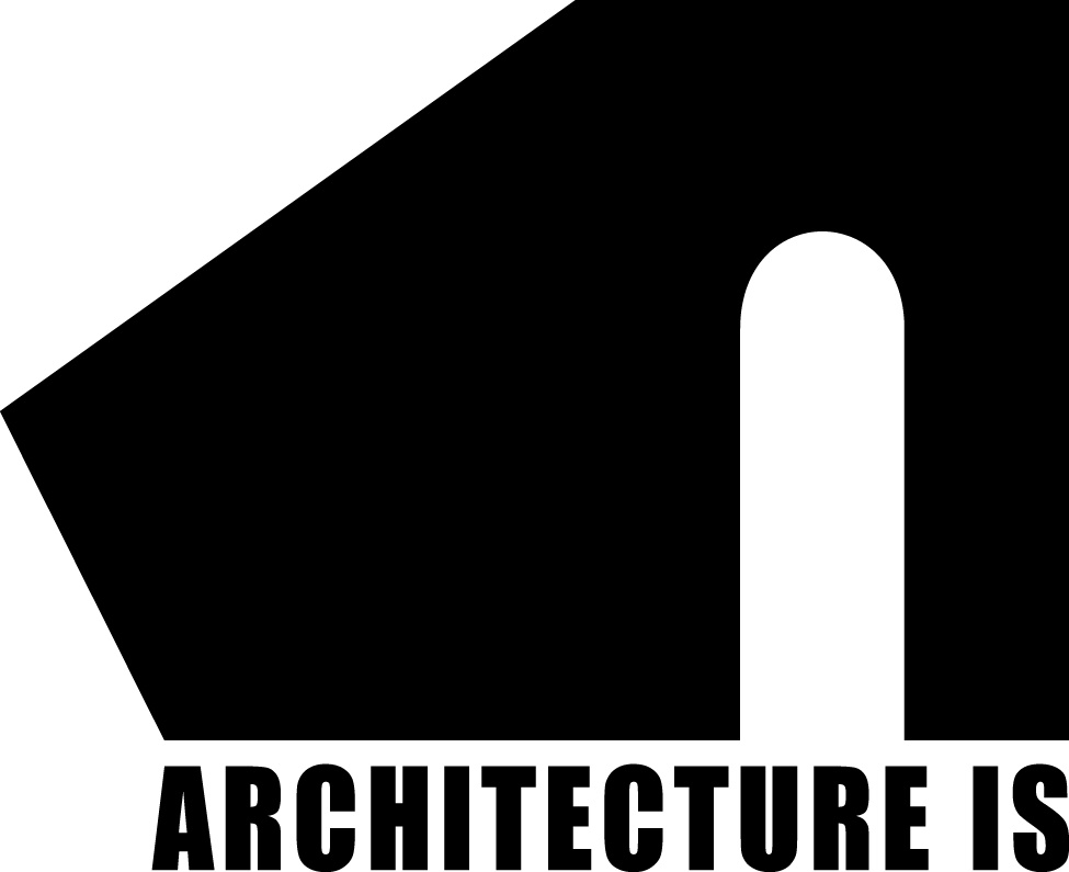 ARCHITECTURE IS LOGO 5